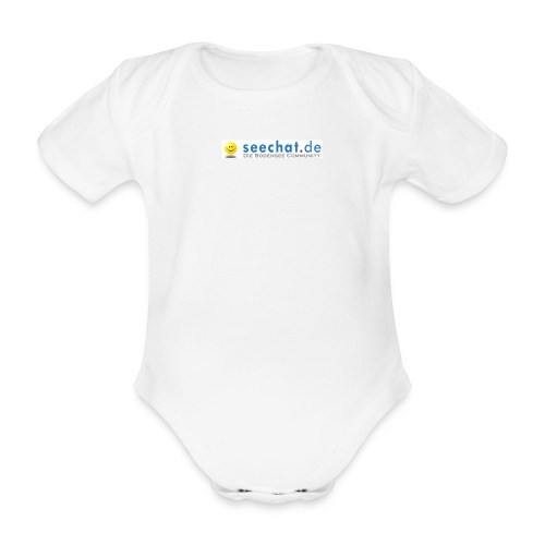 seechatdiebodenseecommunity66 - Baby Bio-Kurzarm-Body