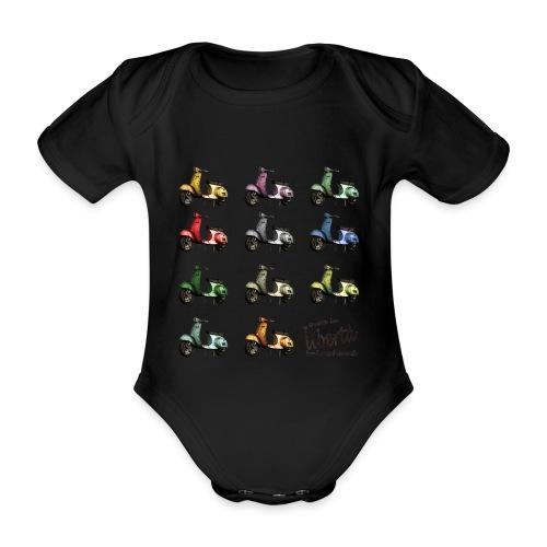 ♂ BIO-SHIRT: gusta la libertà - Baby Bio-Kurzarm-Body