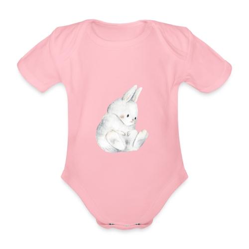 Bunny - Body Bébé bio manches courtes