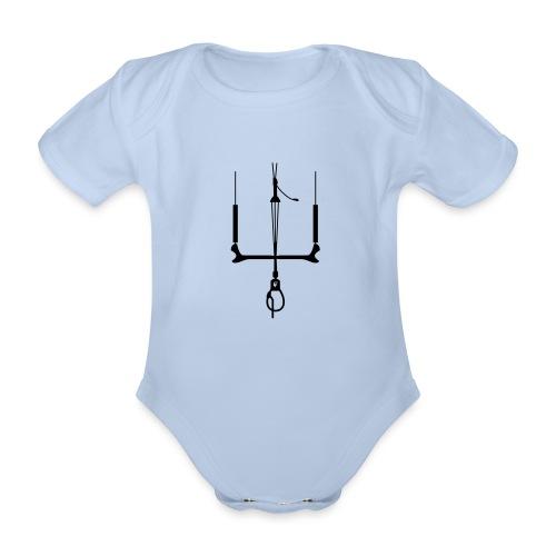 kitebar_gallovenezia_unic - Body ecologico per neonato a manica corta
