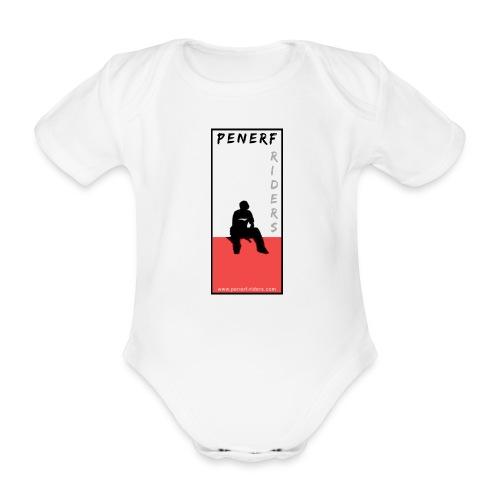Penerf Riders - Body Bébé bio manches courtes