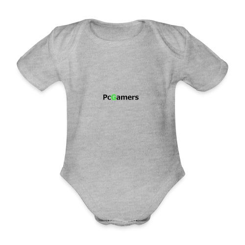 pcgamers-png - Body ecologico per neonato a manica corta