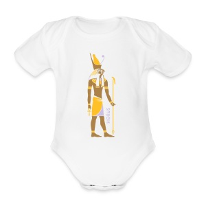 HORUS God of Egypt - Baby Bio-Kurzarm-Body