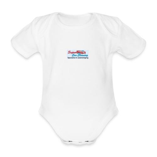 logo jpg - Baby bio-rompertje met korte mouwen