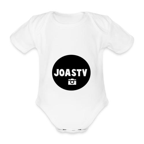 joastv - Baby bio-rompertje met korte mouwen