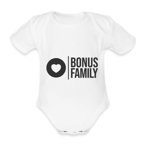 Bonus Family Design and Marketplace - Vauvan lyhythihainen luomu-body