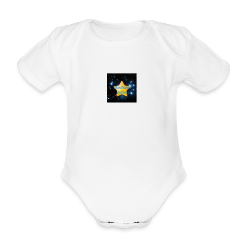 Logo Janvier-Juin 2017 de StarStudio LeLive ! - Body Bébé bio manches courtes