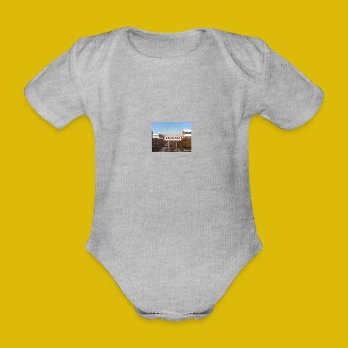 Evasion - Body Bébé bio manches courtes