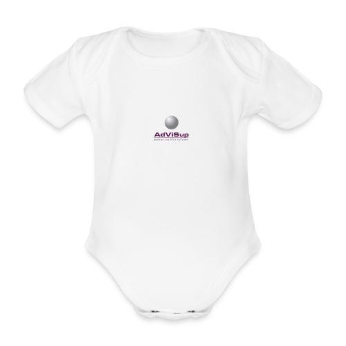 advisup abb87 260x0 a2ac21 jpg - Baby bio-rompertje met korte mouwen