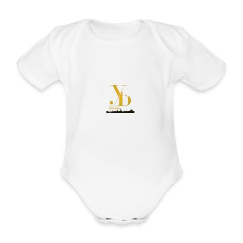 EINISCH YB FAN IMMER EH YB FAN - Baby Bio-Kurzarm-Body