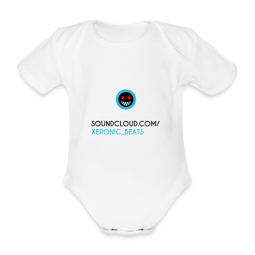 XERONIC LOGO - Organic Short-sleeved Baby Bodysuit