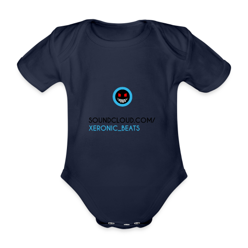 XERONIC LOGO - Organic Short-sleeved Baby Bodysuit