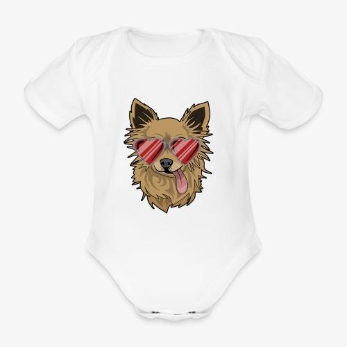 Cool Engla - Ekologisk kortärmad babybody