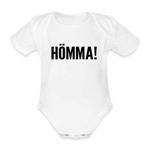 Hömma - Baby Bio-Kurzarm-Body