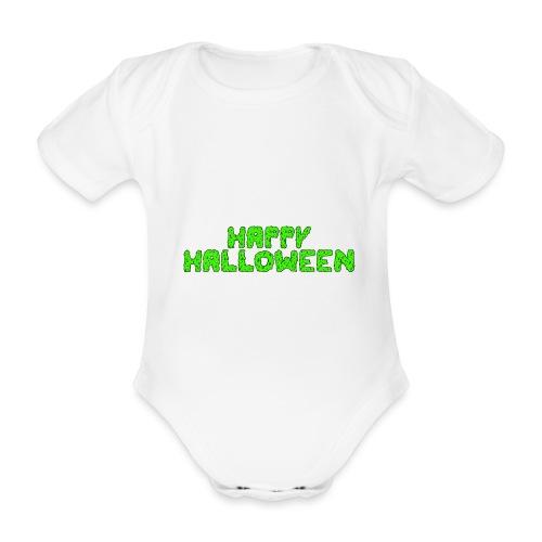Trick or Treat! - Baby Bio-Kurzarm-Body