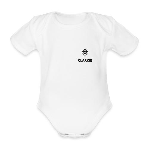 Clarkie - Body Bébé bio manches courtes
