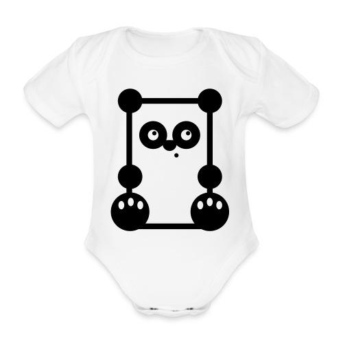 Paul - Baby Bio-Kurzarm-Body