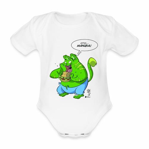 OTTO - Body ecologico per neonato a manica corta