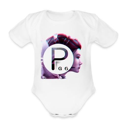 Pailygames6 - Baby Bio-Kurzarm-Body