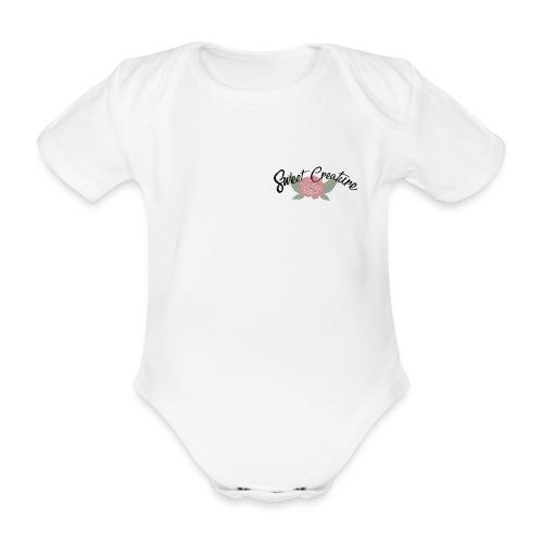 Sweet Creature - Baby bio-rompertje met korte mouwen