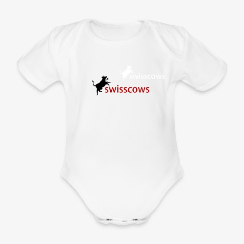 Männer T-Shirt - Baby Bio-Kurzarm-Body