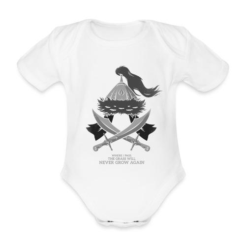 FaS_Huns - Organic Short-sleeved Baby Bodysuit