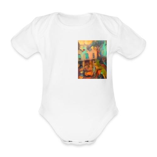Atrium.Bremen - Baby Bio-Kurzarm-Body