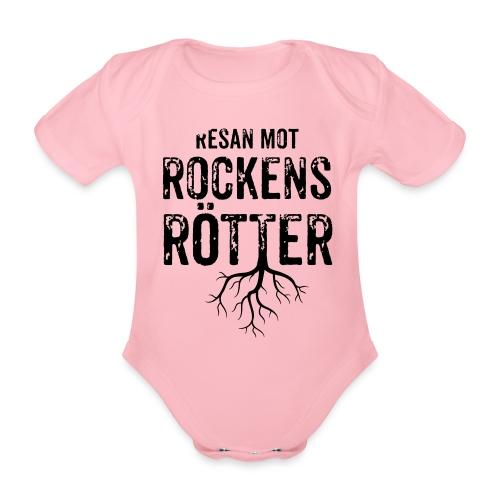 Nallebjörn, Rockens rötter - Ekologisk kortärmad babybody