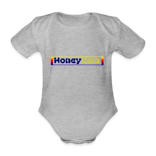 present by HoneyRam - Baby Bio-Kurzarm-Body