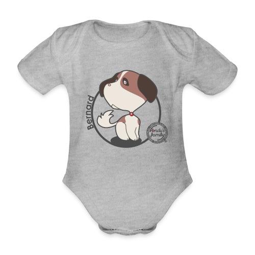 FF BERNARD 01 - Baby Bio-Kurzarm-Body