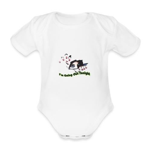 Fherry-stasera esco - Body ecologico per neonato a manica corta