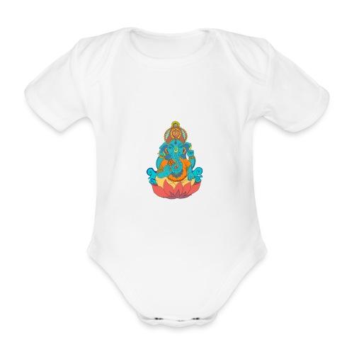 IMG_0288 2 - Ekologisk kortärmad babybody