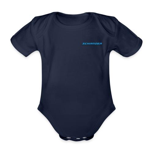 logoschanzerv3 1 - Baby Bio-Kurzarm-Body