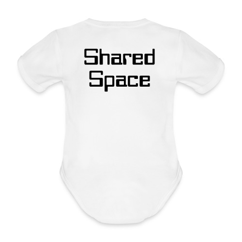 Shared Space - Baby Bio-Kurzarm-Body