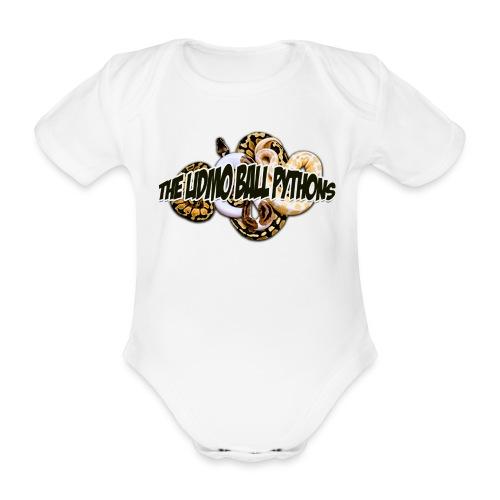 NY - Ekologisk kortärmad babybody