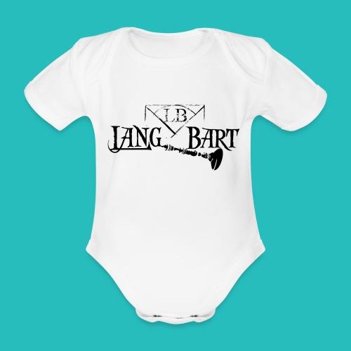 Logo-BN - Body ecologico per neonato a manica corta