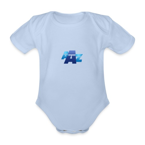 AAZ design large - Body Bébé bio manches courtes
