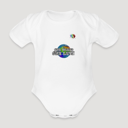 Shirt5 - Baby Bio-Kurzarm-Body
