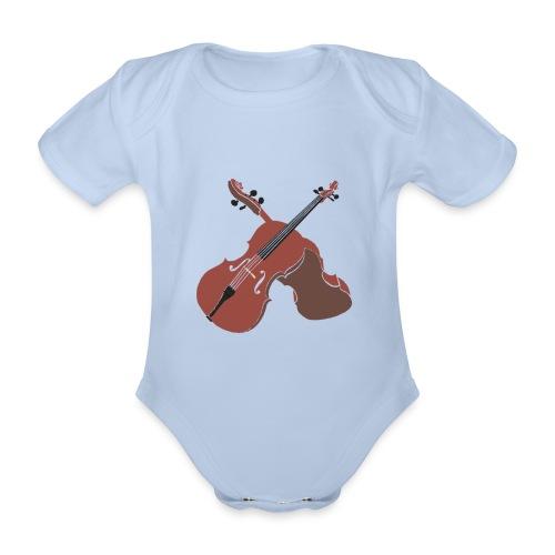 Cello - Organic Short-sleeved Baby Bodysuit