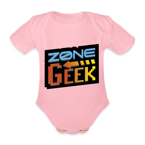 NEW Logo T-Shirt Femme - Body Bébé bio manches courtes
