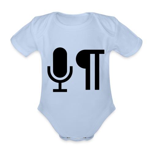 Logo der Shownot.es (@DieShownotes) - Baby Bio-Kurzarm-Body