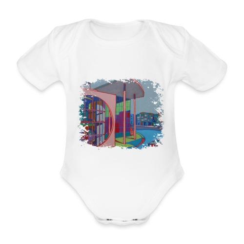 Berlin - Baby Bio-Kurzarm-Body