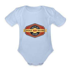Nappo-Kids - Baby Bio-Kurzarm-Body