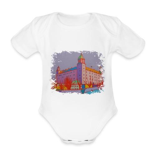 Bratislava - Baby Bio-Kurzarm-Body
