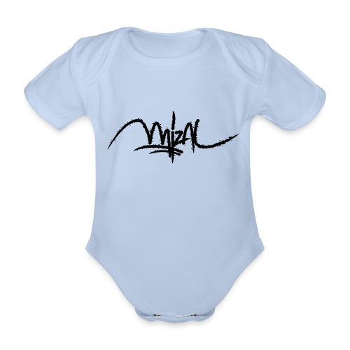 MizAl 2K18 - Ekologiczne body niemowlęce z krótkim rękawem