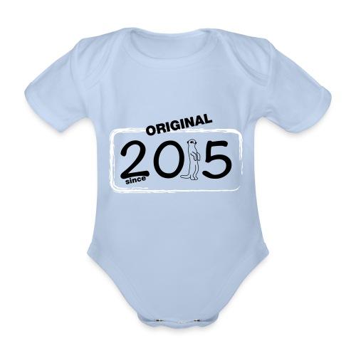 2015 - Baby Bio-Kurzarm-Body
