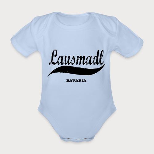 LAUSMADL BAVARIA - Baby Bio-Kurzarm-Body
