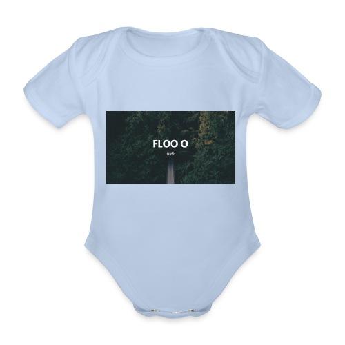 floo o bébé - Body Bébé bio manches courtes