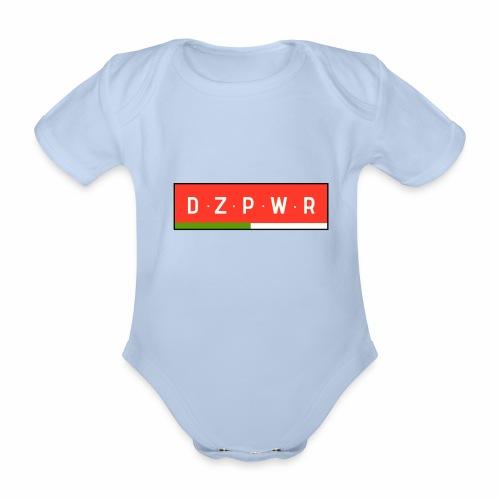 DZ POWER - Body bébé bio manches courtes
