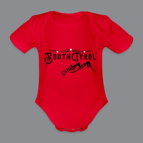 SouthTyrol Design - Baby Bio-Kurzarm-Body